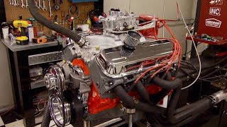 454 Chevy Big Block Bow Tie Build - Horsepower S13, E12