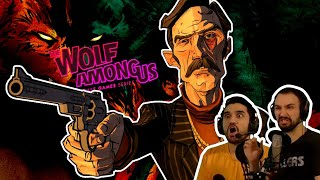 【 THE WOLF AMONG US: Episode 5 】Ending | Blind Reaction Gameplay Live Walkthrough | Episode 5