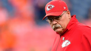 "Andy Reid on QB Sneak, ""Probably shouldn't have called it, that what you're saying?"""