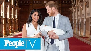 Meghan Markle's Baby Shower Cookie Artist Shares A Sweet Treat Perfect For Mother's Day | PeopleTV