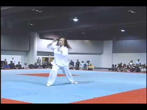 Grandmaster Lily Lau's Eagle Claw