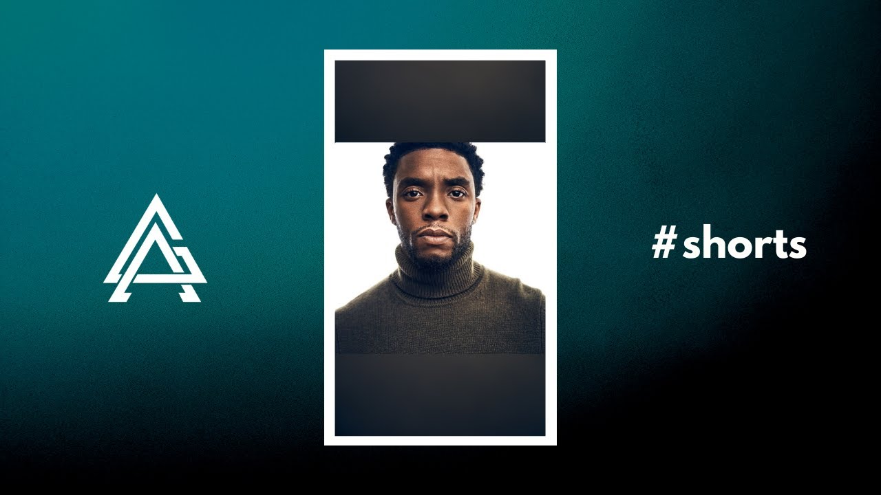 """""""If you are willing to take the harder way...""""  Chadwick Boseman #shorts"""