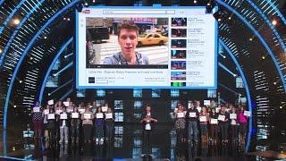 America's Got Talent Magician Uses Social Media to Blow the Judges' Minds | Collins Key