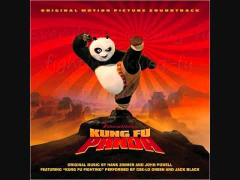 KungFu Fighting feat CeeLo Green and Jack Black Lyrics
