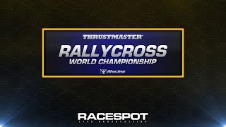 Thrustmaster iRX World Championship | Round 3 at Sonoma
