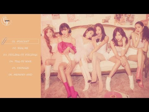 APINK - PERCENT Full Album [8th Mini Album]