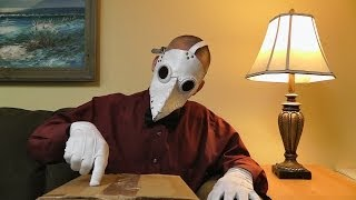 The Package Finale - Dr. Corvus D. Clemmons ASMR Plague Doctor