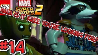 LEGO MARVEL SUPERHEROES 2: #14 HALA IS IT KREE YOU