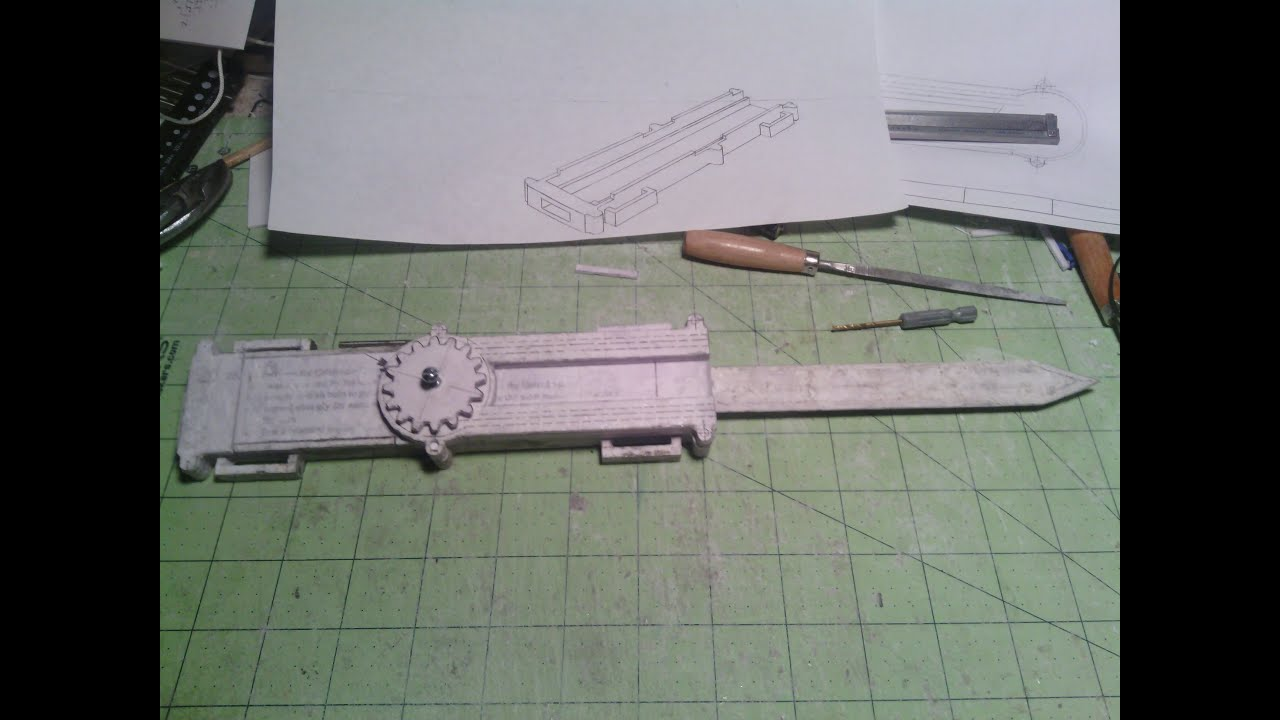 paper hidden blade This is a complete tutorial that shows you how to easily make an assassin's creed hidden blade and gauntlet.