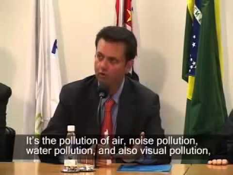 Short Version of Sao Paolo Clean City Law