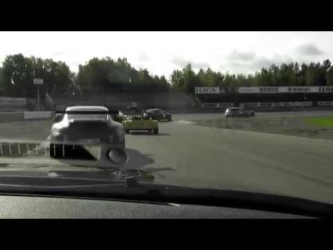 Nissan GT-R R35 Racetrack Mantorp Sweden 4