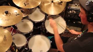 Forever Travis Barker Remix- Clean Remix and Drum Cover by Joe Pixton