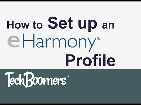 How to Set Up an eHarmony Profile from YouTube · Duration:  6 minutes 34 seconds