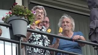 Hitteprotocol in Beverwijks zorgcentrum: limonade en raketjes