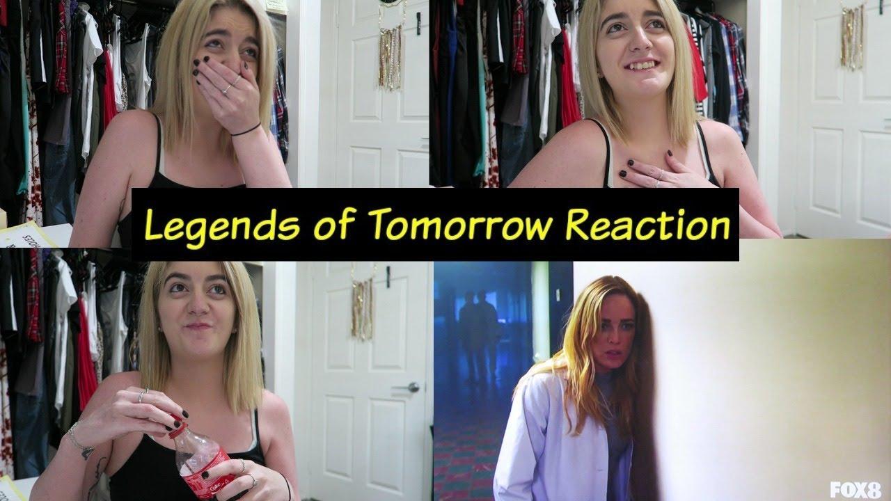 "Download Legends of Tomorrow Season 3x10 Reaction ""Daddy Darhkest"""