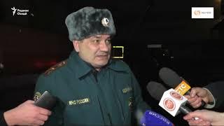 Сӯхтор дар маркази тиҷории Кемеровои Русия ҳаёти камаш 37 нафарро аз байн бурд