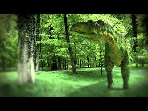 Aucasaurus & Forest - Physical Render (Shaban Interactive Pro.)
