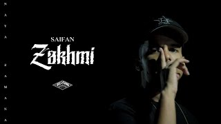 ZAKHMI - SAIFAN | Aavrutti (Official Music Video)