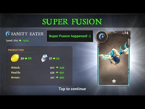 Dungeon Hunter 5: Super Fusion Guide