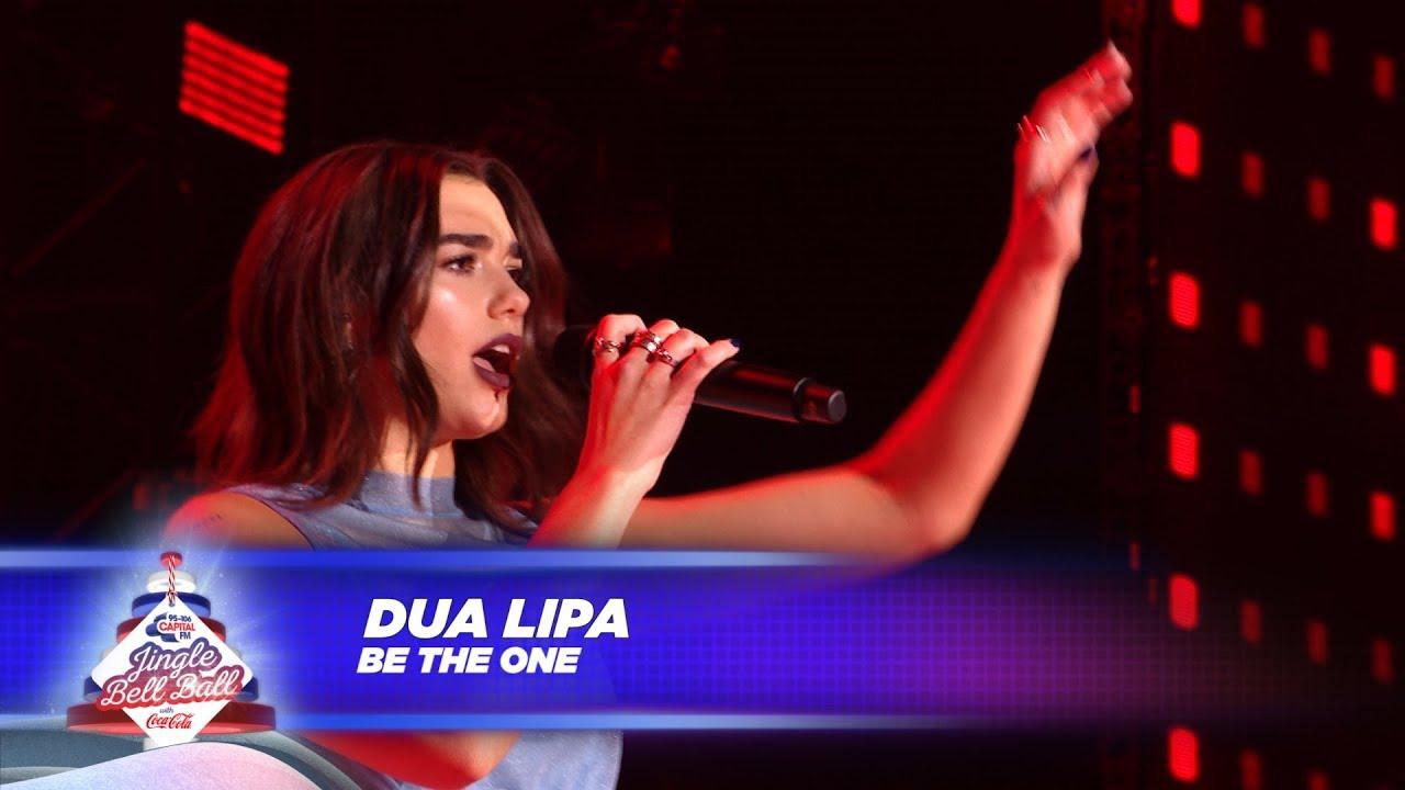 Dua Lipa - 'Be The One' - (Live At Capital's Jingle Bell Ball 2017)