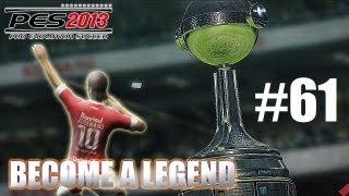 PES 2013 BECOME A LEGEND #61 Copa Libertadores: La GRAN FINAL (JM10 y un gol para la historia)