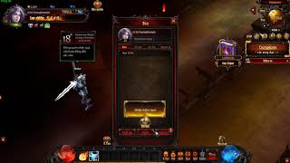 Review Game MU Online ★ Level 22 ➤ Level 29
