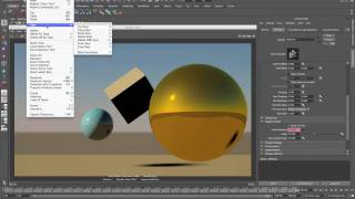 Maya 2011Basic Depth of Field Tutorial by Stuart Christensen