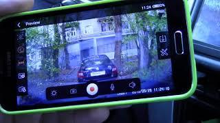 видео Видеорегистратор скрытый в автомобиль