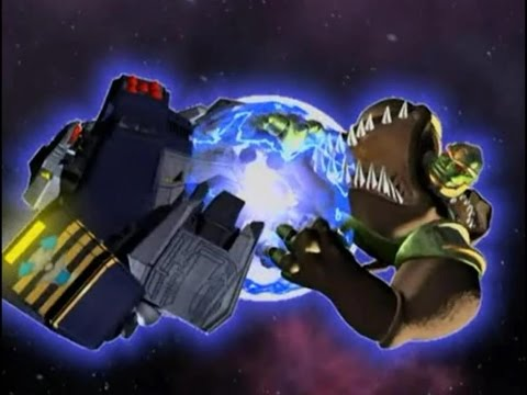 "BEAST MACHINES ""Rhinox is Tankor"""
