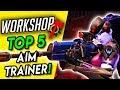 Overwatch AIM PRACTICE -  Best WORKSHOP Aim Training!
