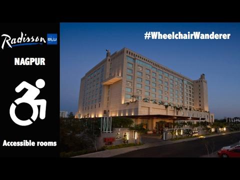 Wheelchair Accessible Room: Radisson Blu Hotel, Nagpur: ★★★★★