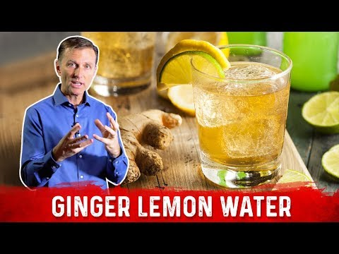 Use Ginger Lemon Water to do Intermittent Fasting Longer