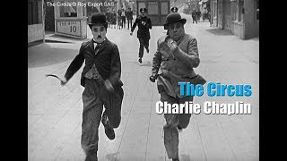 Charlie Chaplin - The Mirror Maze (The Circus)