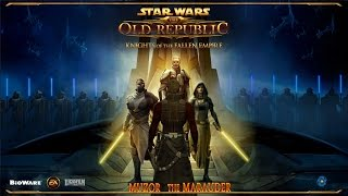 SWTOR Knights Of The Fallen Empire - Chapter V - From the Grave (Muzor the Marauder)