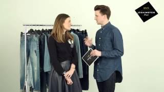 How To Wear A Denim Jumpsuit: Joshington Post| Grazia UK