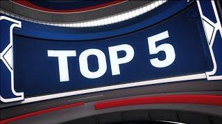 NBA Top 5 Plays of the Night | April 16, 2019