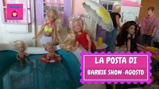La posta di Barbie show-Una famiglia imperfetta(AGOSTO)