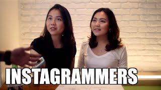 12 Tipe INSTAGRAMMERS - with KEVIN ANGGARA & ARAP