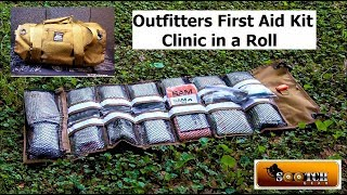 AMP-3 Outfitters Medical Kit  Clinic in a Roll