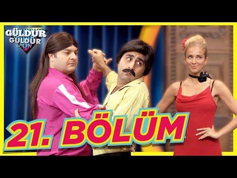 Güldür Güldür Show 21. Bölüm Tek Parça Full HD