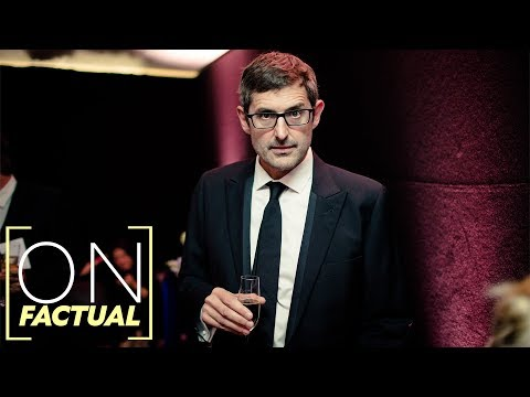 When Louis Theroux Argued with NeoNazis  In Conversation