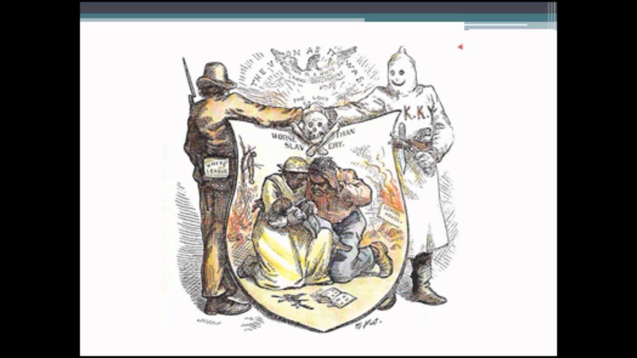 Reconstruction Amendment Lesson.wmv - YouTube