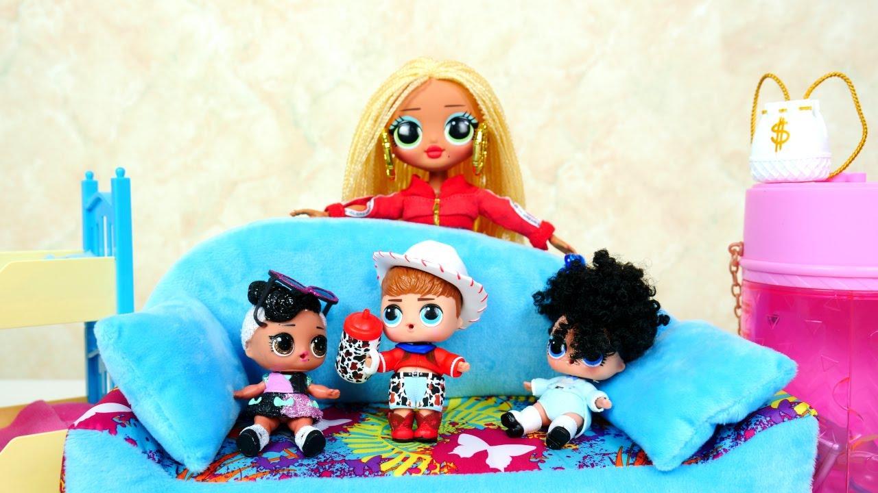 Кукла сюрприз LOL в шарике — Распаковка куклы ЛОЛ ...