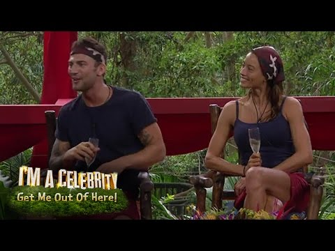 Jake Quickenden And Mel Sykes Exclusive Interview | I'm A Celebrity... Get Me Out Of Here!