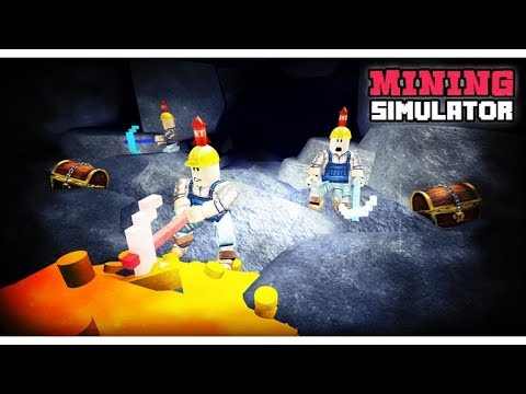 MINING SIMULATOR [roblox u want me to join group tell me]