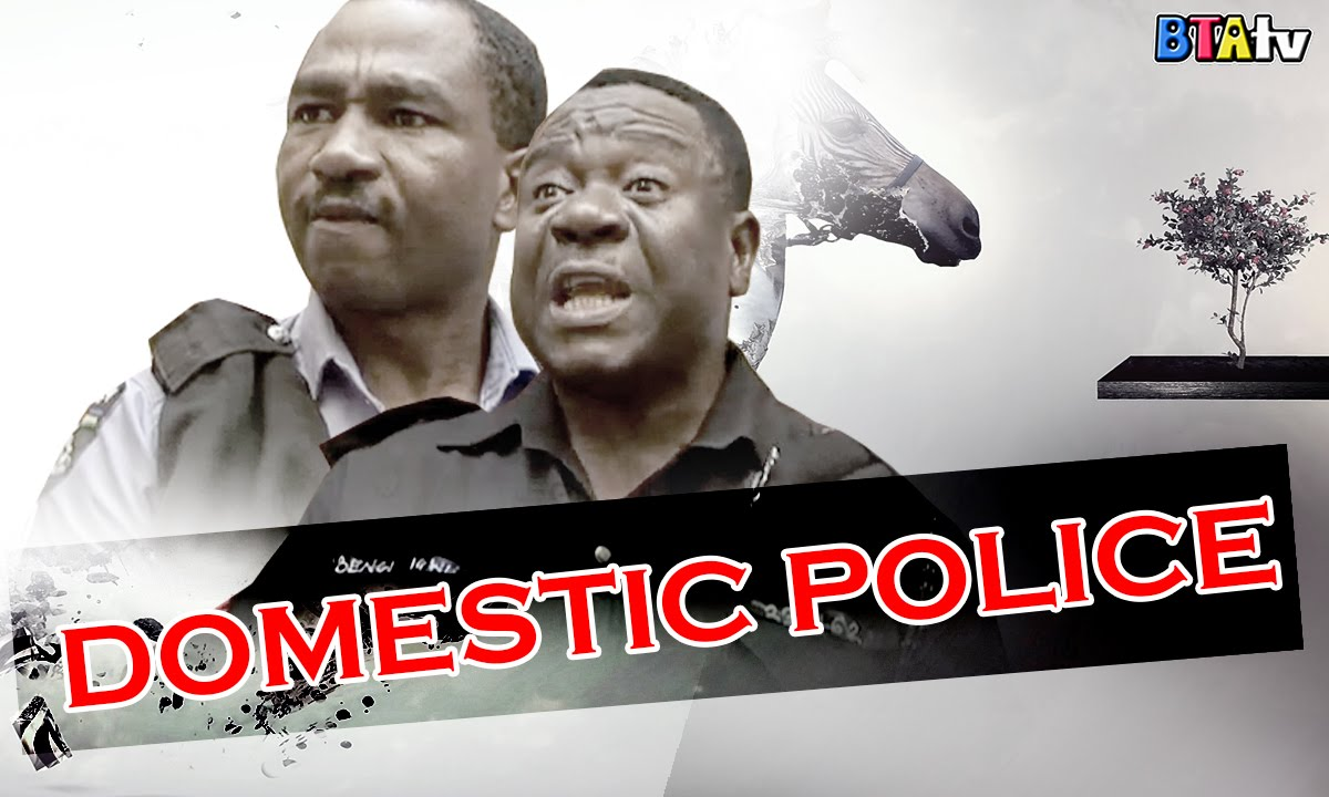 DOMESTIC POLICE -  LATEST NOLLYWOOD MOVIE