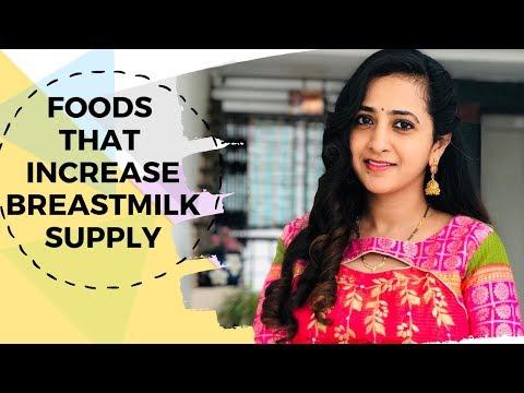 Lasya Talks | Foods that increase Breastmilk Supply | only for mommies| Lasya Manjunath |