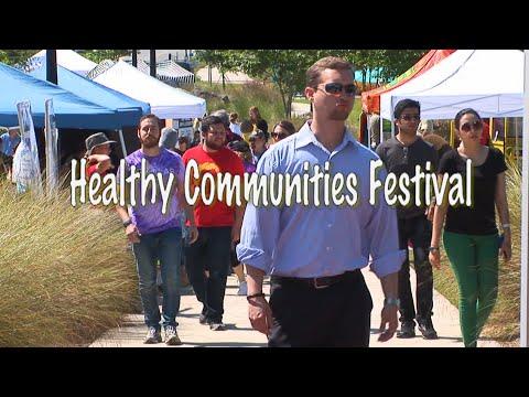 Healthy Communities 2016