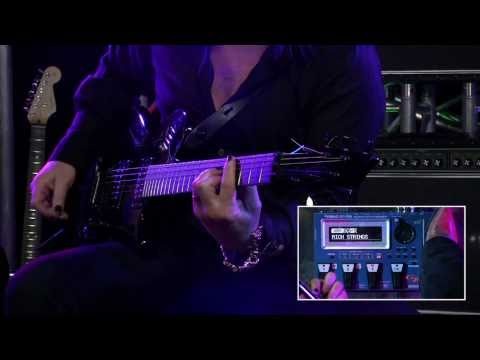 GR-55 Guitar Synthesizer Overview