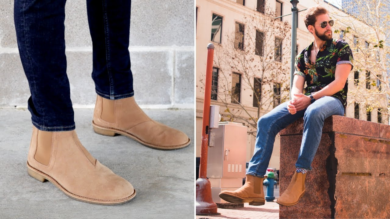How Should Chelsea Boots Fit! (nail the
